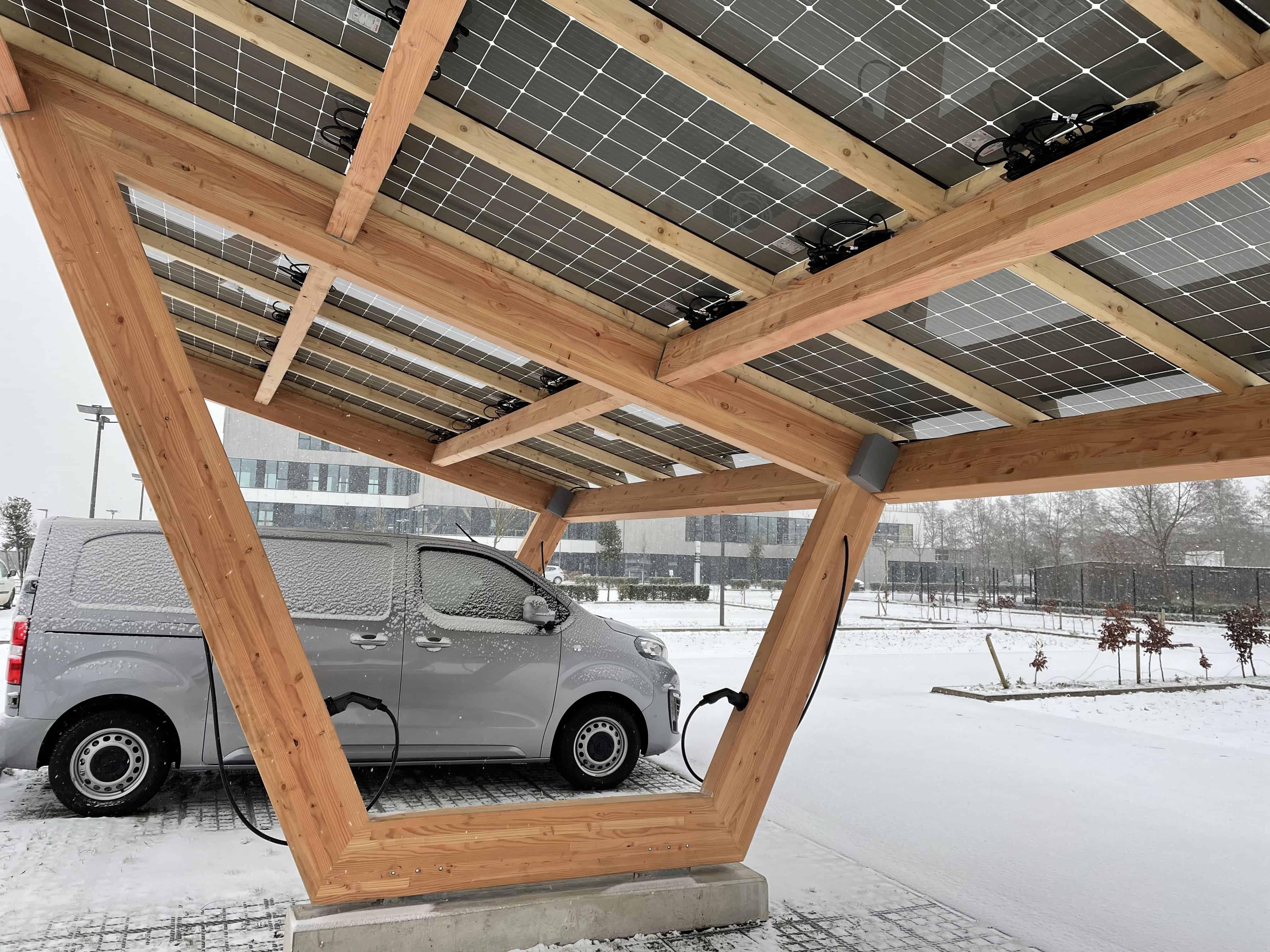 Hoe onderhoud je je elektrische auto tijdens de winter?