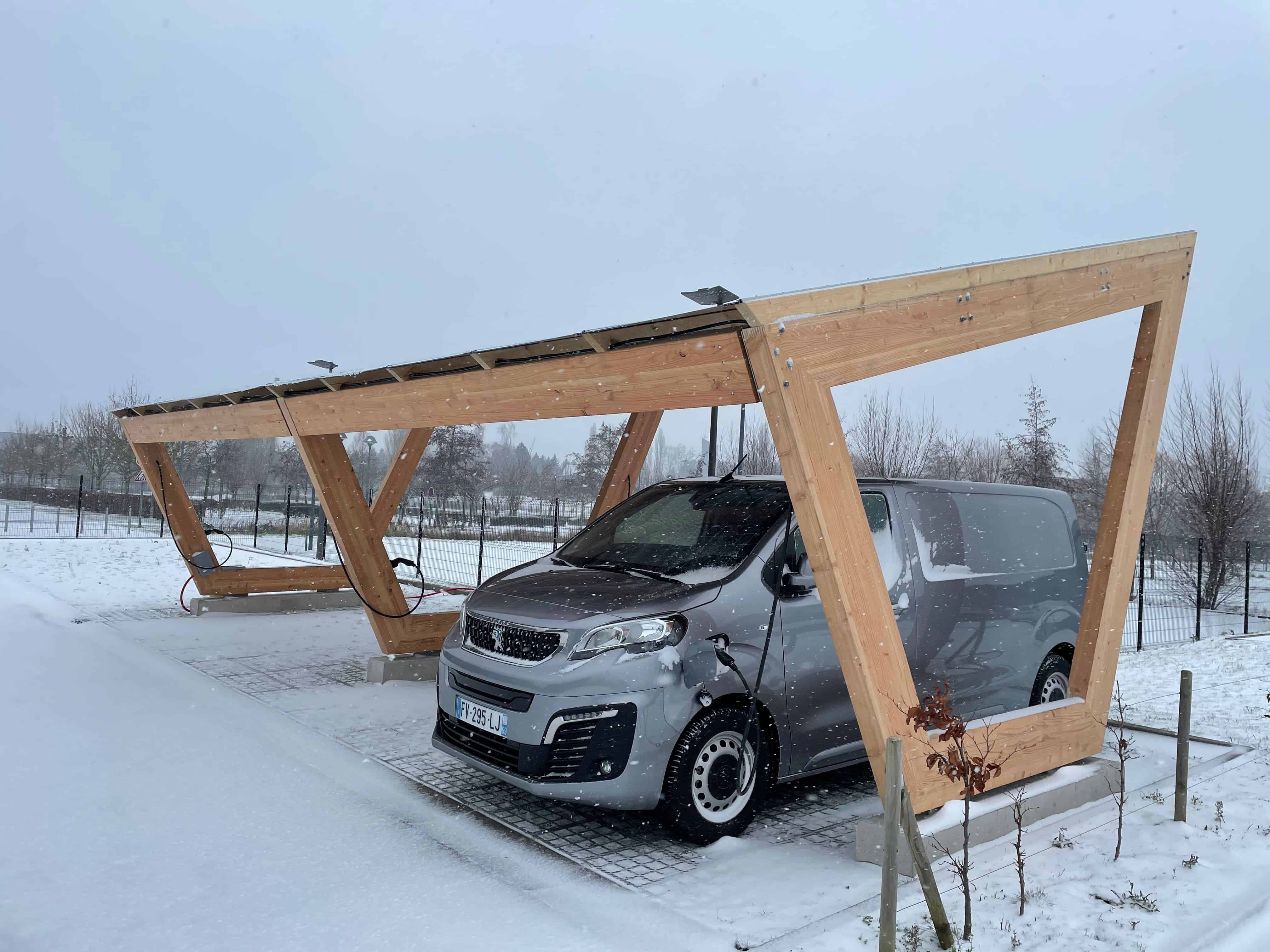 How to maintain your electric car during the winter?
