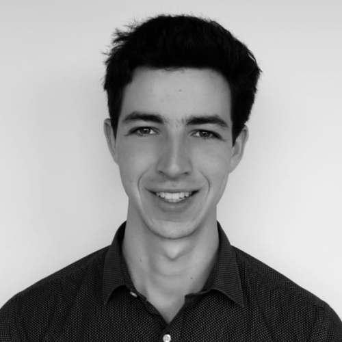 Simon-Pierre, Ingénieur Production chez RossiniEnergy