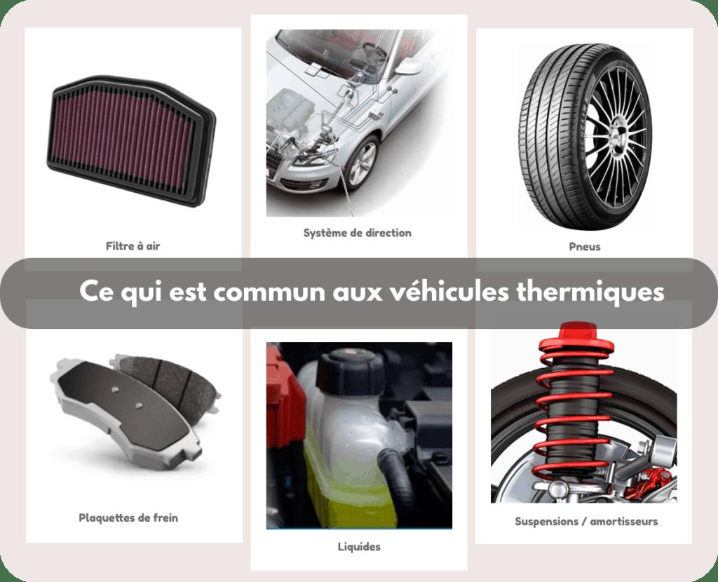 Entretien commun véhicule électrique - installateur borne de rcharge