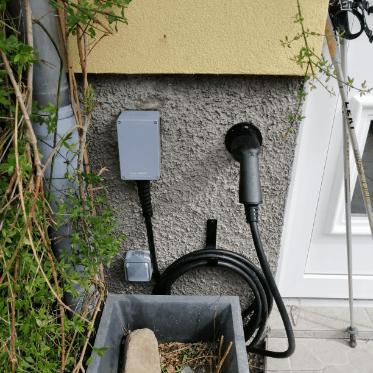 Installateur borne de recharge