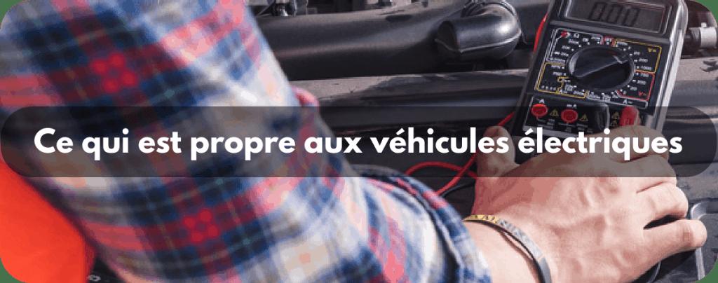 Quel entretien pour une voiture électrique - installateur borne de recharge